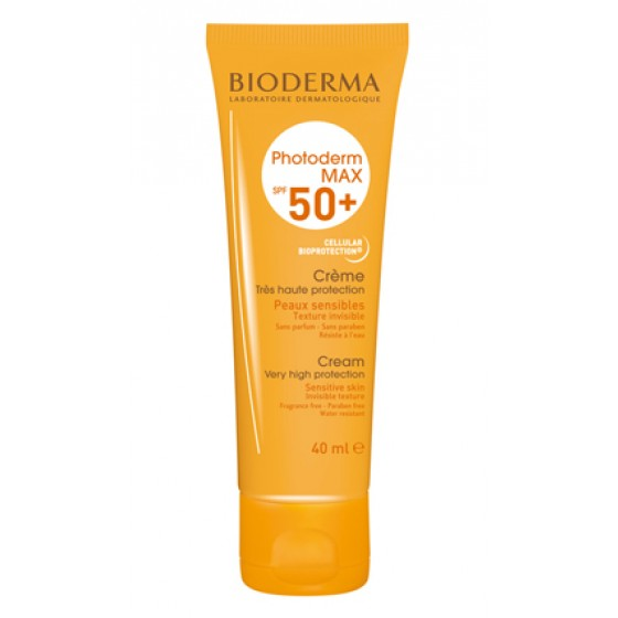 PHOTODERM BIODERM MAX SPF50+ CR 40 ML