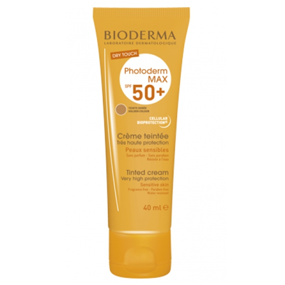 PHOTODERM BIODERM MAX SPF50+ CR COR 40 ML