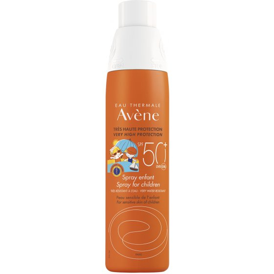 AVENE SOLAR SPRAY 50+ CRIANCA 200 ML