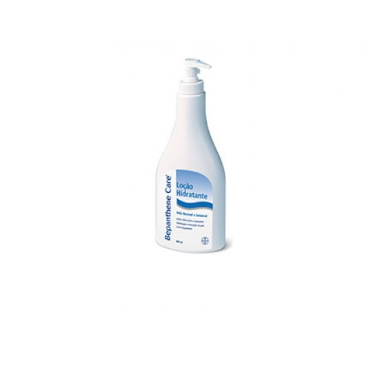 BEPANTHENE CARE LOCAO HIDRA 400 ML