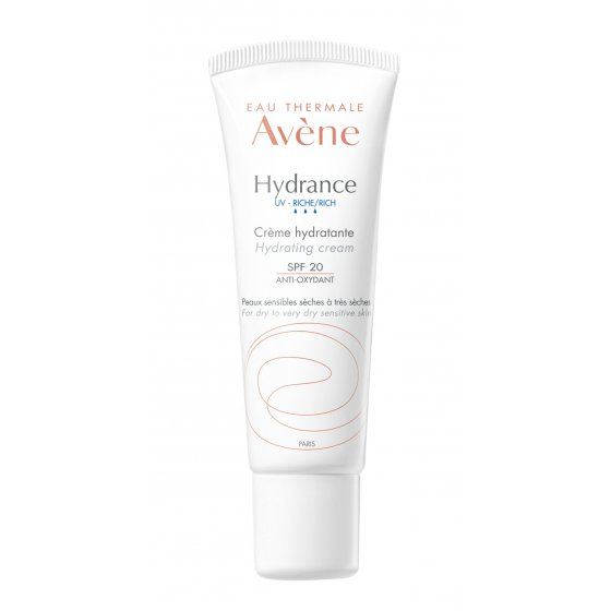 AVENE ROSTO HYDRANCE OPTIMALE UV RICA