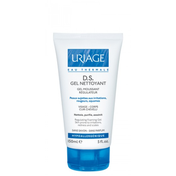 URIAGE DS GEL LIMP 150 ML