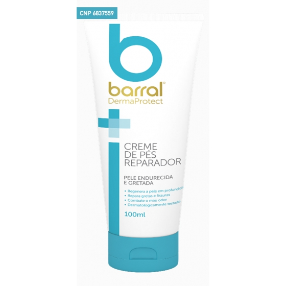 BARRAL DERMAPROTE CR PES REPARAD 100ML