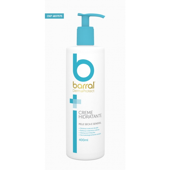 BARRAL DERMAPROTE CR HIDRA 400 ML