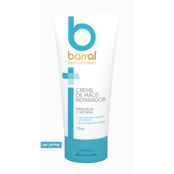 BARRAL DERMAPROTE CR MAOS REPARAD 75 ML