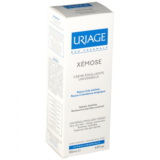 URIAGE XEMOSE CR EMOLIENTE 200 ML
