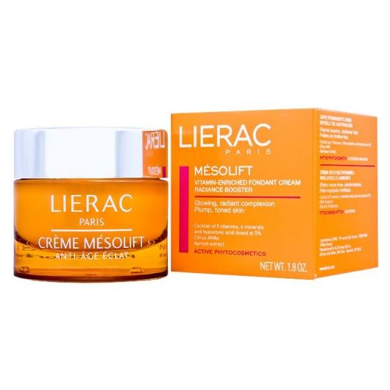 LIERAC ENVELHECIM MESOLIFT CR 50 ML