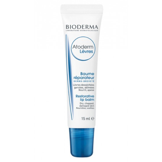 ATODERM BIODERMA LIP BALM 15 ML