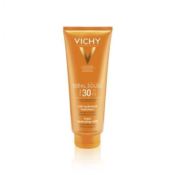 VICHY CAP SOL XL LEITE FAMIL R+C FPS30 300