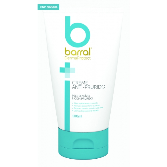 BARRAL DERMAPROTE CR ANTI PRURIDO 100 ML