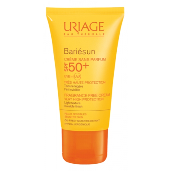 URIAGE BARIESUN CR SANS PERF SPF50+ 50ML