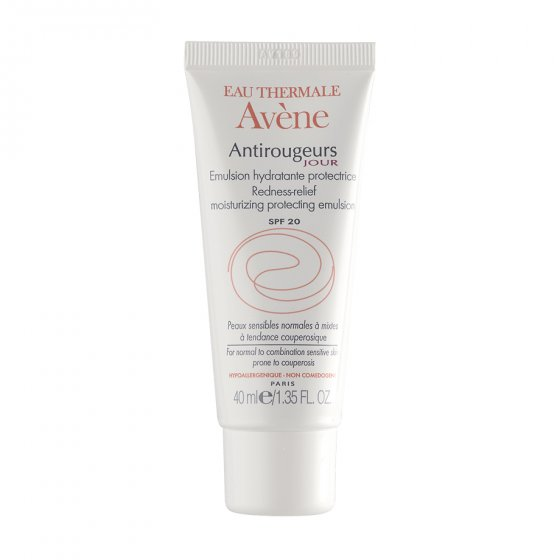 AVENE ROSTO ANTIROUGEUR EMUL DIA 40ML