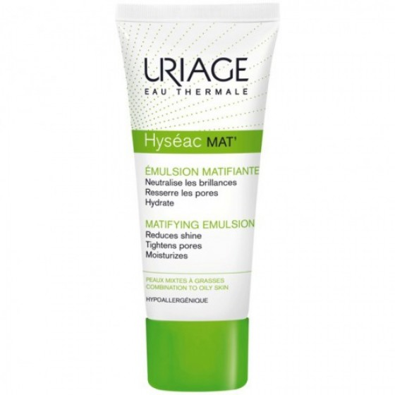 URIAGE HYSEAC CR MAT 40 ML