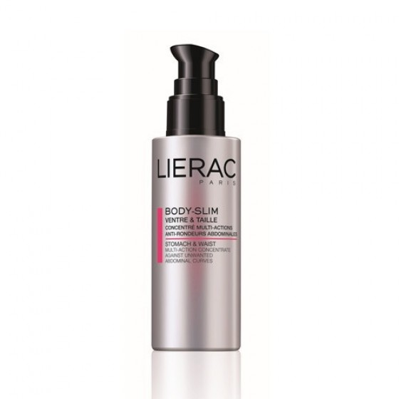 LIERAC BODY SLIM CR VENTRE TAILLE 100 ML