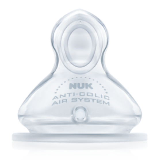 NUK FIRST CHOICE TETINA SIL 2M