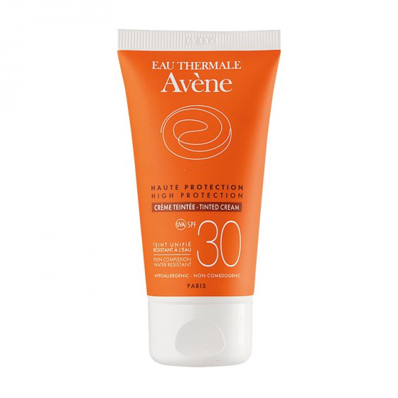 AVENE SOLAR CR SPF30 COR 50 ML