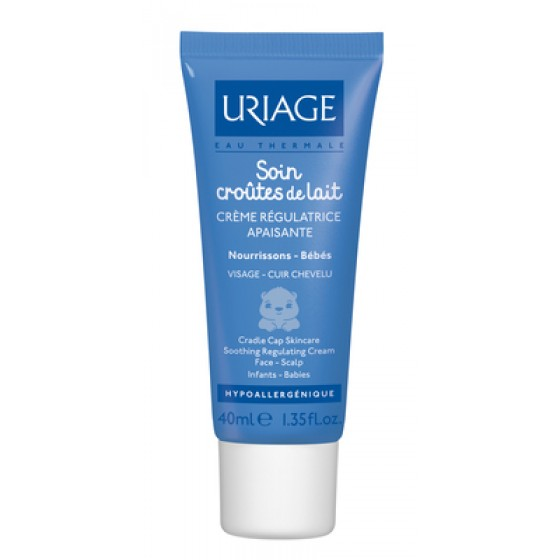URIAGE BEBE CR CROSTA LACTEA 40ML