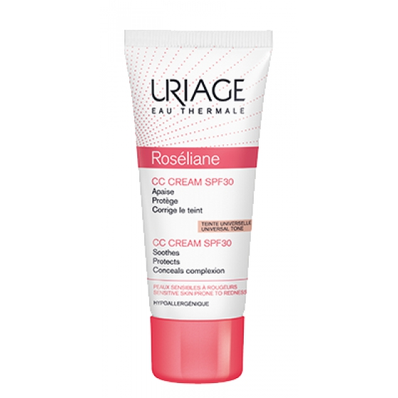 URIAGE ROSELIANE CC CR PS SPF30 40ML