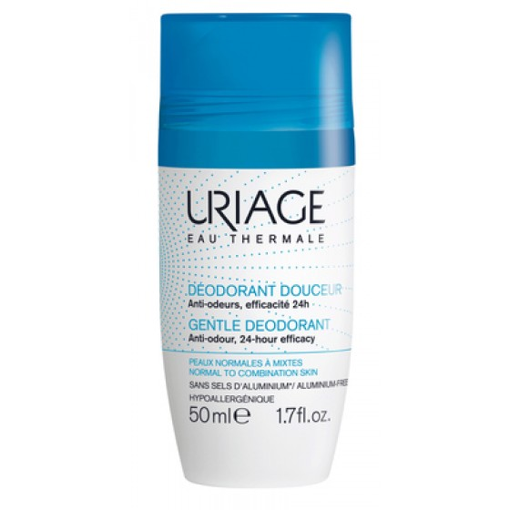 URIAGE DEO TRI ACT ROLL ON 50ML