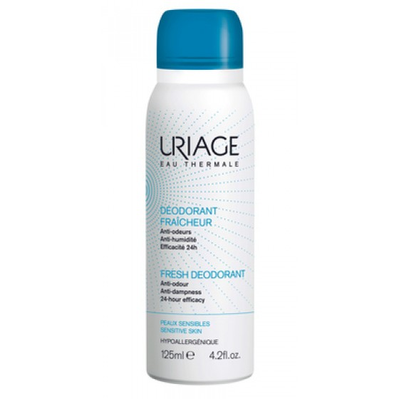 URIAGE SPRAY DEO TRI ACT 125ML