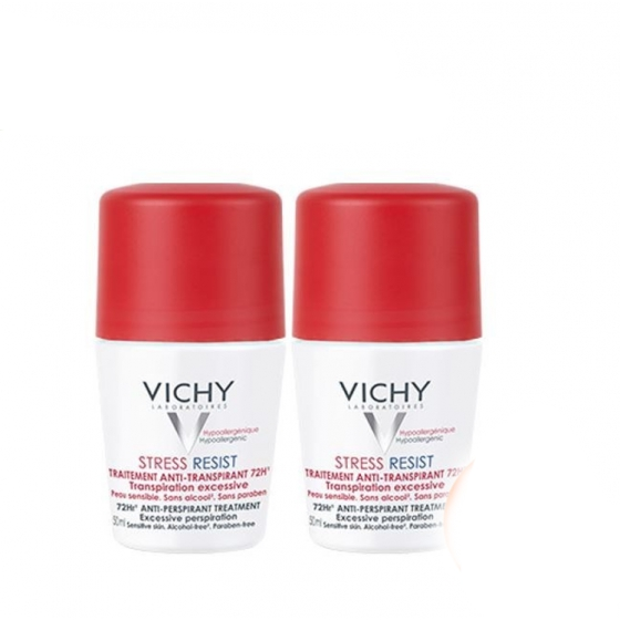 VICHY DEO ROLL ON DUO STRESS RESIST 50 ML