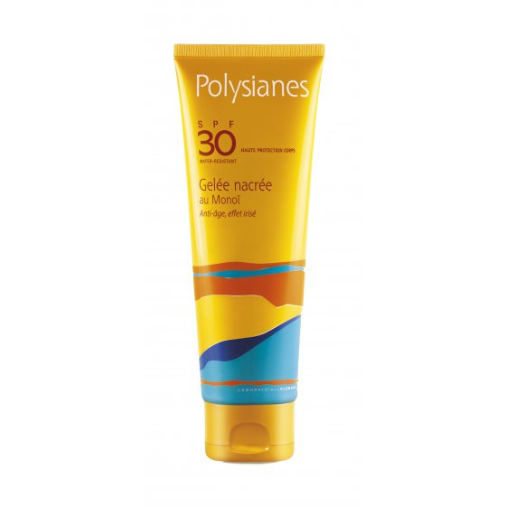KLORANE POLYSIANE GEL NACARADO SPF30 125ML