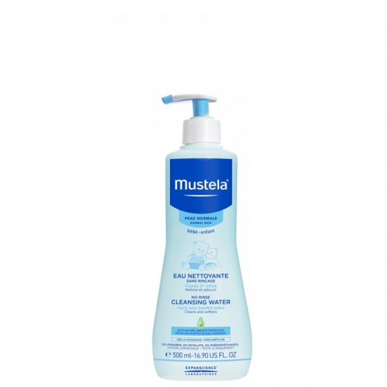 MUSTELA BEBE PHYSIOBEBE 500ML PREC ESP