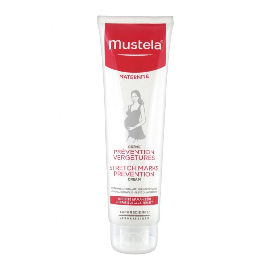 MUSTELA MATERNID CR PREV ESTRIAS 250ML