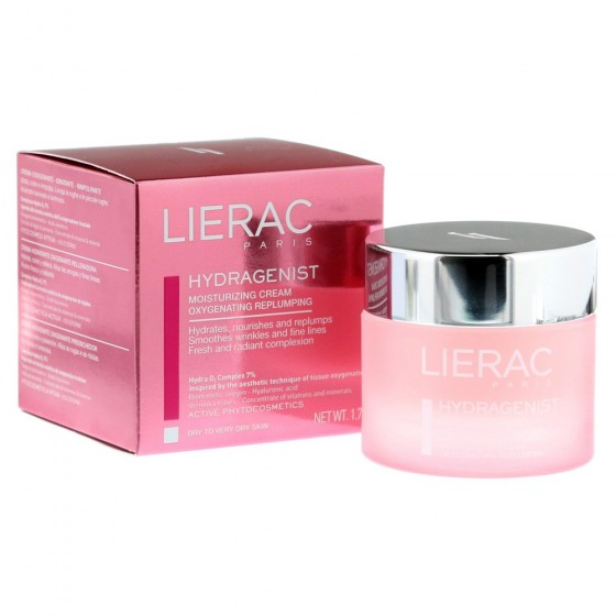 LIERAC HYDRAGENIS CR HIDRAT 50ML