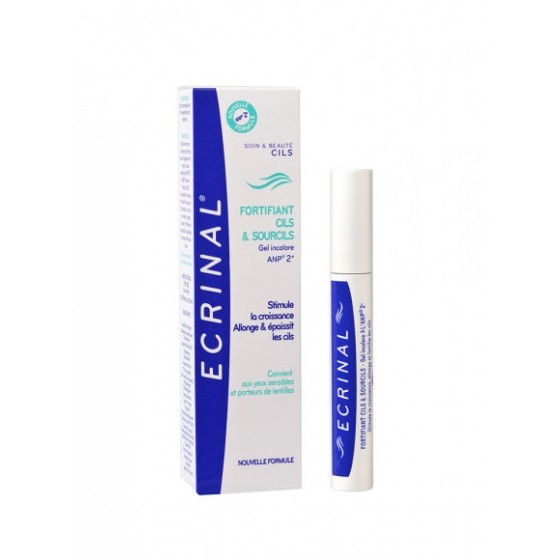 ECRINAL GEL FORTIF PESTAN/SOBRANC 9ML