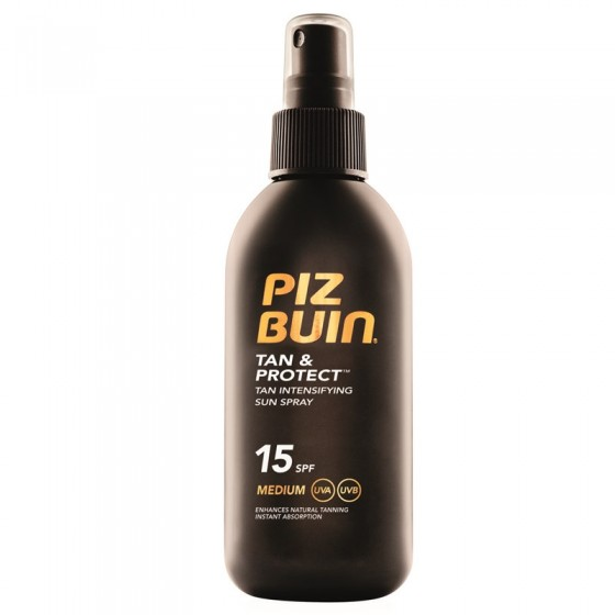 PIZ BUIN TAN PROT SPRAY SOLAR SPF15 150ML