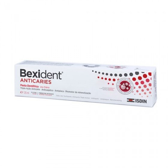 BEXIDENT ANTICAR PASTA DENT 125ML