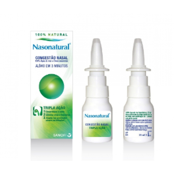 NASONATURAL SPRAY NASAL 20ML