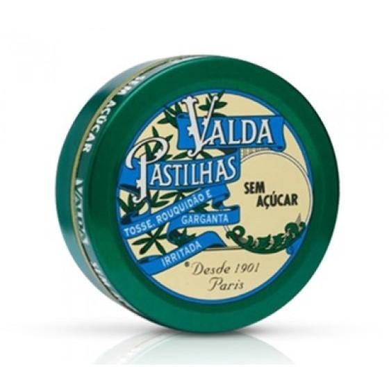 VALDA PASTILHAS PST S ACUCAR 50 G