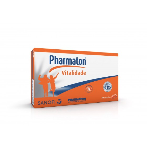 PHARMATON VITALID CAPS X 30
