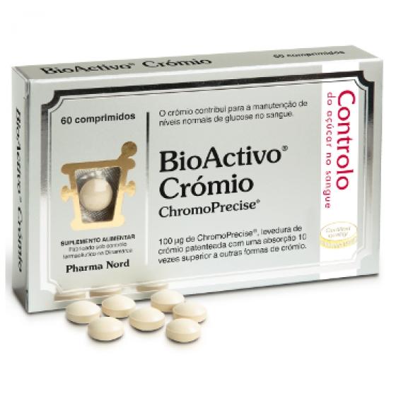 BIOACTIVO CROMIO COMP CROMIO X 60