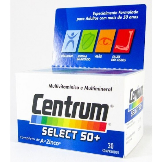 CENTRUM SELECT 50 COMP REV X 30