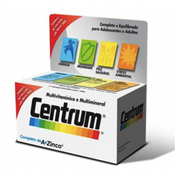 CENTRUM LUTEINA COMP REV X 30