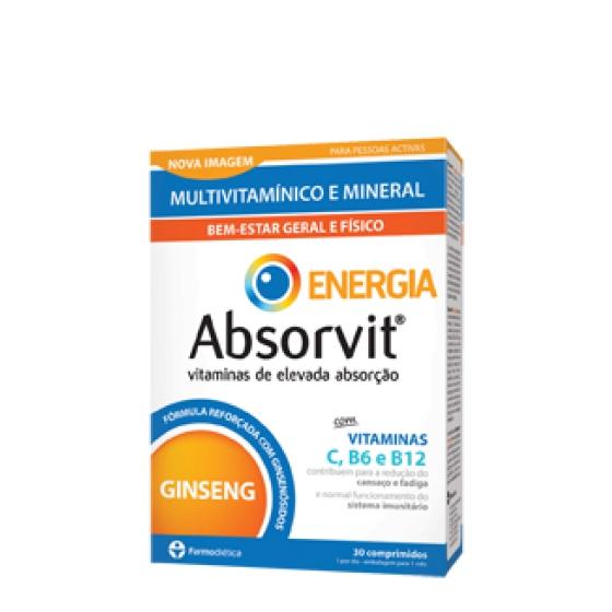 ABSORVIT ENERGIA COMP X 30