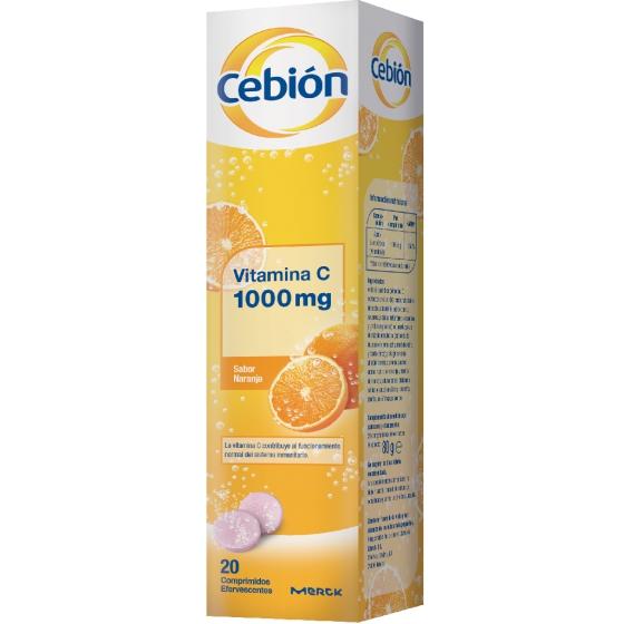 CEBION COMP EF 1 G X 20