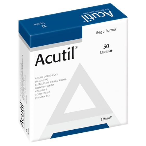 ACUTIL CAPS X 30