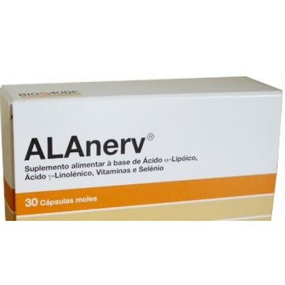 ALANERV CAPS X 30