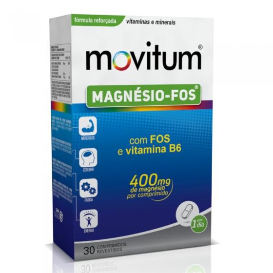 MOVITUM MAGNESIO FOS COMP REV X30 COMP REVEST