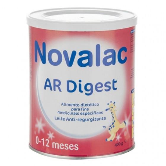 NOVALAC AR DIGEST LEITE LACTENTE 400 G