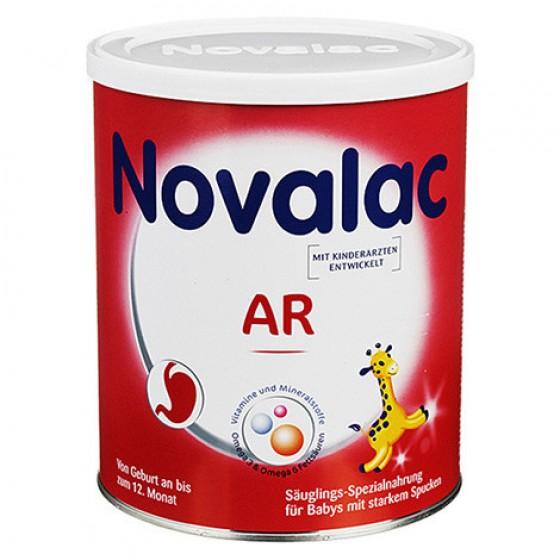 NOVALAC AR LEITE LACTENTE REG 800G