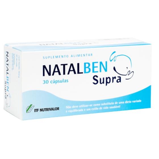 NATALBEN SUPRA CAPS X 30