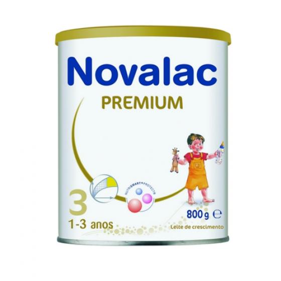 NOVALAC PREMIUM 3 LEITE CRESCIMENTO 800 G