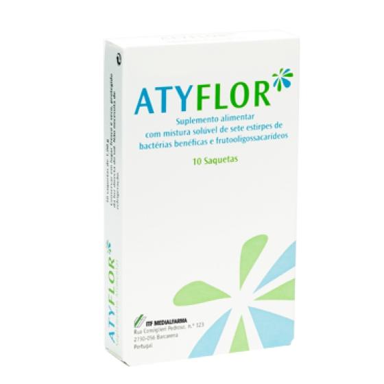 ATYFLOR SAQ  X 10