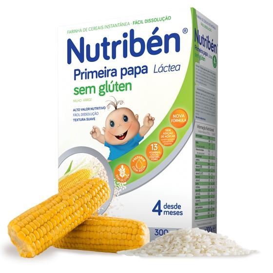 NUTRIBEN FARINHAS PRIM PAPA S/GLUT LA 600G