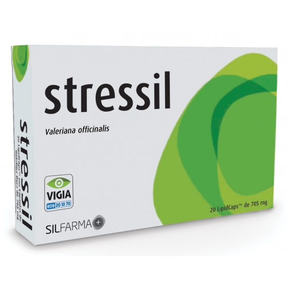 STRESSIL LIPID CAPS X 60 CÁPS